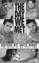 Book cover: The Day We Met (Alyson Publications, Jack Hart Ed)